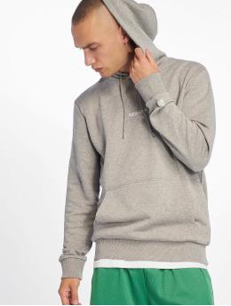New Era Hoodie Essential grå