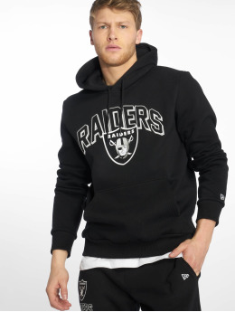 New Era Hoodie NFL Wordmark svart