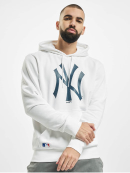 New Era Hoodies MLB Infill Logo bílý