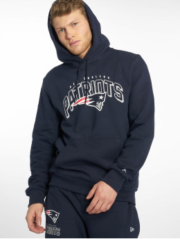 New Era Hoody Nfl Wordmark blau