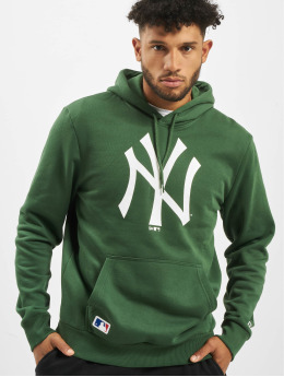 New Era Hoody MLB NY Yankees Seasonal Team Logo grün