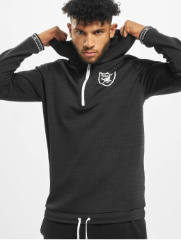 New Era Hoody NFL Oakland Raiders Engineered schwarz