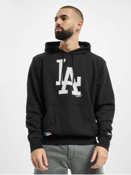 New Era Hoody MLB Infill Logo schwarz