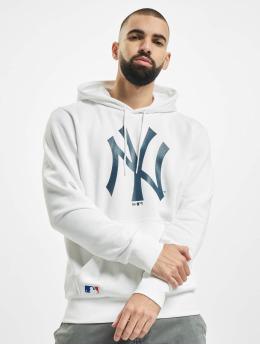 New Era Hoody MLB Infill Logo weiß