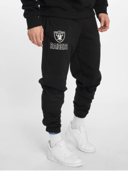 New Era Joggingbyxor NFL Wordmark Logo svart