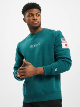 New Era Jumper Far East green