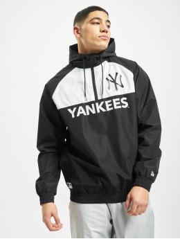 New Era Kurtki przejściowe MLB NY Yankees czarny
