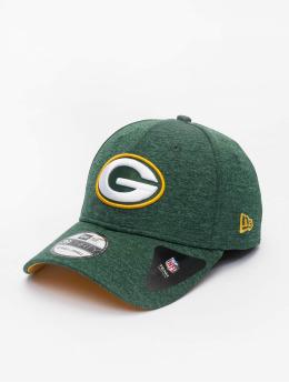 New Era Lastebilsjåfør- / flexfitted caps NFL Green Bay Packers Shadow Tech 39thirty grøn