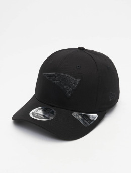 New Era Lastebilsjåfør- / flexfitted caps Tonal Black 9Fifty New England Patriots svart