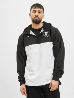 New Era Lightweight Jacket NFL Las Vegas Raiders Colour Block black