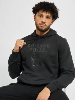 New Era Mikiny NBA Chicago Bulls Team Logo Po èierna