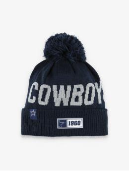 New Era Mössa NFL Dallas Cowboys Onfield Cold Weather Road  blå