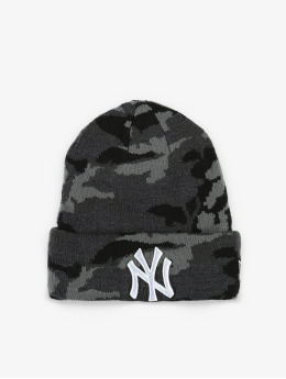 New Era Pipot MLB NY Yankees Essential Camo Knit camouflage