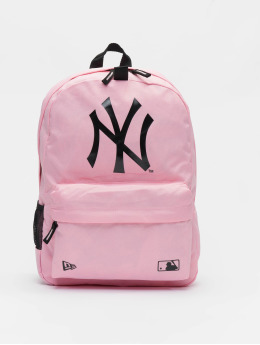 New Era Rucksack MLB New York Yankees Stadium rosa