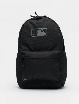 New Era Rucksack MLB Logo Light schwarz