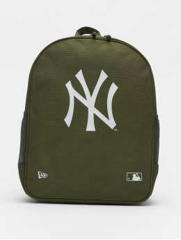 New Era rugzak MLB New York Yankees Essential olijfgroen