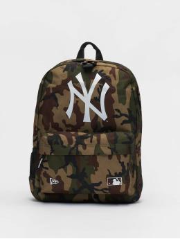 New Era Ryggsekker MLB New York Yankees Stadium kamuflasje