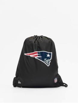 New Era Sac à cordons NFL New England Patriots noir