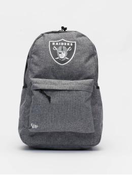 New Era Sac à Dos NFL Oakland Raiders Light gris