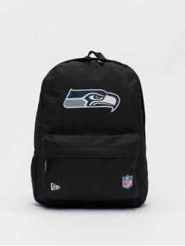 New Era Sac à Dos NFL Seattle Seahawks Stadium noir