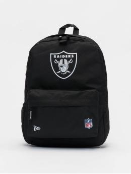 New Era Sac à Dos NFL Oakland Raiders Stadium noir