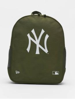 New Era Sac à Dos MLB New York Yankees Essential olive