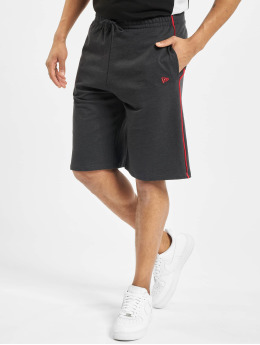 New Era Shorts NBA Chicago Bulls Piping grå
