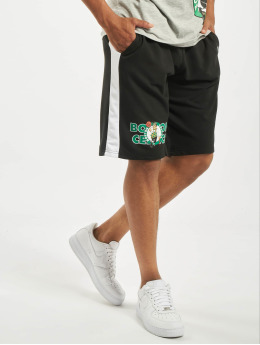 New Era Shorts NBA Boston Celtics Graphic Overlap schwarz
