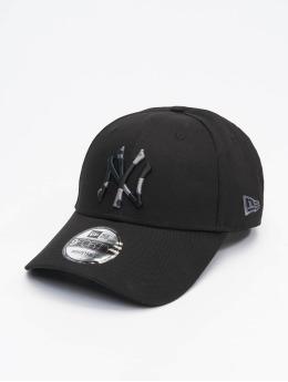 New Era Snapback Mlb Properties New York Yankees Camo Infill 9forty èierna
