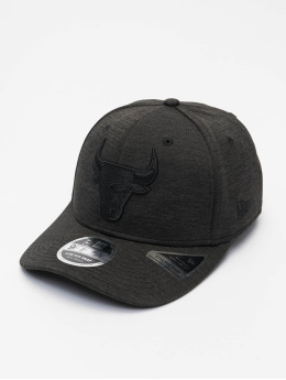 New Era Snapback NBA Chicago Bulls Tonal Team 9Fifty Stretch èierna