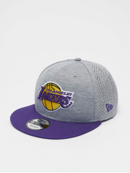 New Era Snapback NBA LA Lakers Shadow Tech 9fifty šedá
