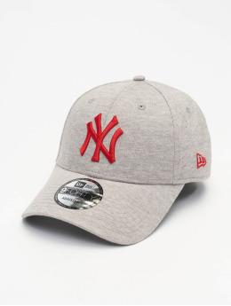 New Era Snapback MLB NY Yankees Jersey Essential 9Forty šedá