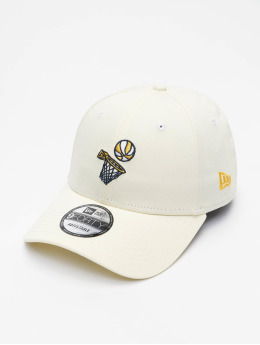 New Era Snapback Cap NE Sports 9Forty beige