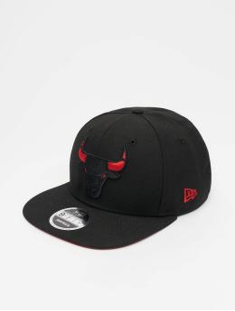 New Era Snapback Cap NBA Chicago Bulls 59Fifty black