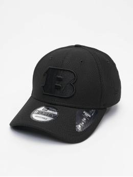 New Era Snapback Cap NFL Cincinnati Bengals Mono Team Colour 9Forty  black