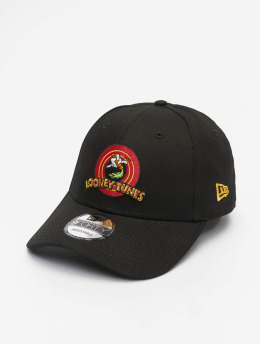 New Era Snapback Cap WB Bugs Bunny Looney Tunes Chase 9Forty black