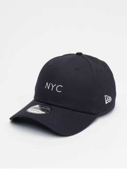 New Era Snapback Cap NYC Seasonal blau