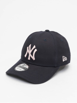 New Era Snapback Cap MLB NY Yankees 9Forty League Essential blau