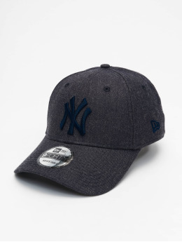 New Era snapback cap MLB NY Yankees Winterized The League 9Forty blauw