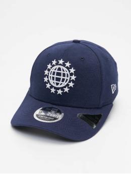 New Era snapback cap 9fifty Uni blauw