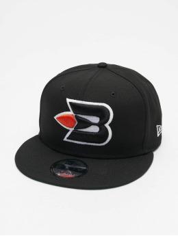 New Era Snapback Cap 9Fifty A8 001 LA Clippers schwarz