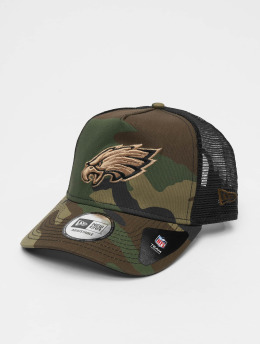 New Era Snapback Cap NFL Camo Essential Trucker Philadelphia Eagles camouflage