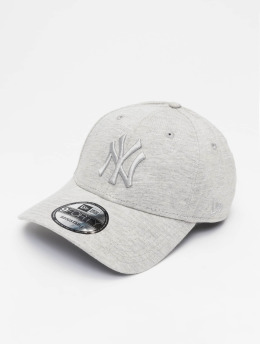 New Era Snapback Cap MLB Jersey New York Yankees 9 Fourty grau