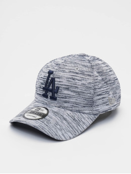 New Era Snapback Cap MLB LA Dodgers Engineered Fit 9forty Snapback Cap grau