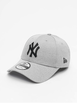 New Era Snapback Cap MLB NY Yankees Shadow Tech 9Forty grau