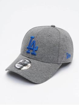 New Era Snapback Cap MLB LA Dodgers Jersey Essential grau