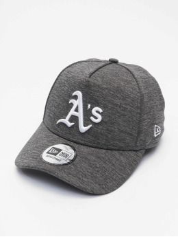 New Era Snapback Cap MLB Oakland Athletics Tonal Team 940 AF  grau