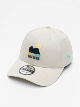 New Era Snapback Cap Summer 9Forty grau
