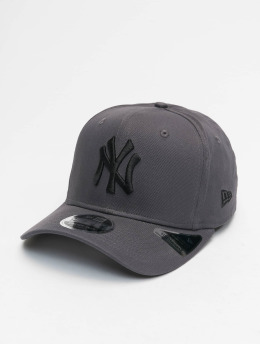 New Era snapback cap MLB NY Yankees Tonal Stretch grijs