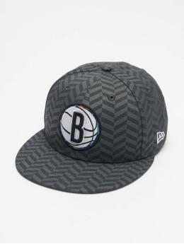 New Era snapback cap NBA20 Brooklyn Nets City Alt EM 9Fifty grijs
